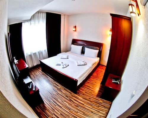 Hotel Denis Prishtina Kosovo, Travel Blogger Review - guest room