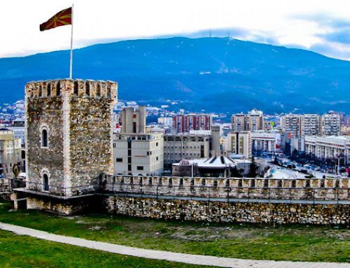 Hotel Elsa Skopje, Macedonia – Travel Blogger Review