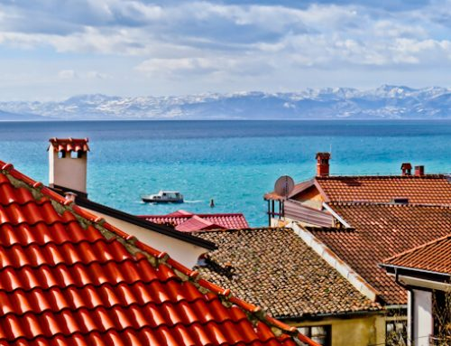 Vila Mal Sveti Kliment, Ohrid – Travel Blogger review