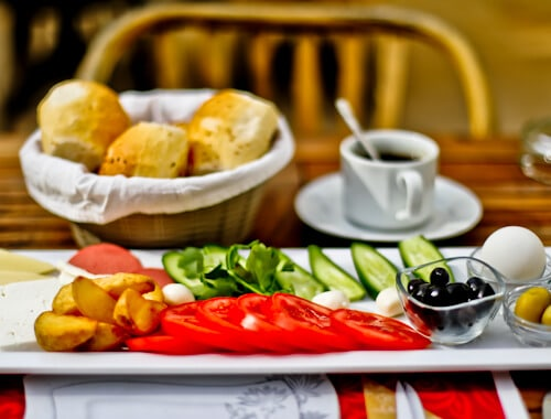 Patron Boutique Hotel - Antalya Turkey Hotels - complimentary buffet breakfast