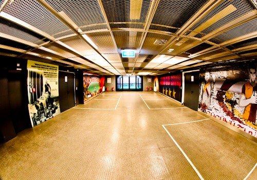 Galatasaray - Stadium Tour - Turk Telekom Stadium - players tunnel