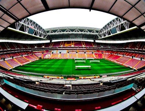 Galatasaray - Stadium Tour - Turk Telekom Stadium