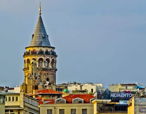Istanbul Hotels - Hotel Momento Golden Horn - location