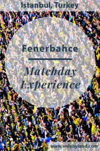 Fenerbahce Stadium Tour and matchday experience. An experience of a Turkish football game in Istanbul at Sukru Saracoglu stadium, the home of Fenerbahce on the Asian side.