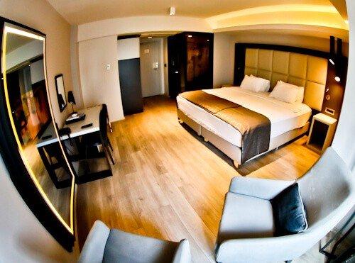 Izmir Hotel - Smart Hotel - guest room