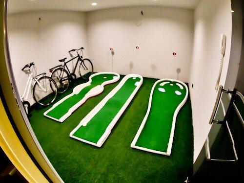 Izmir Hotel - Smart Hotel - mini golf