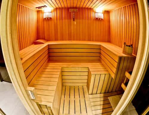 Izmir Hotel - Smart Hotel - onsite sauna