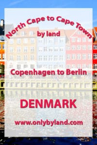 Copenhagen to Berlin