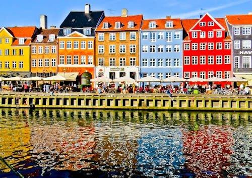 Things to do in Copenhagen - Nyhavn harbor
