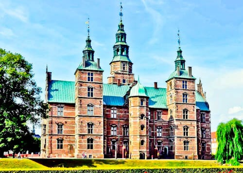 Things to do in Copenhagen - Rosenborg Castle