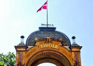 Things to do in Copenhagen - Tivoli Gardens