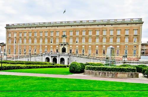 Landmarks of Stockholm - Stockholm Palace