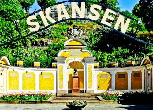 Landmarks of Stockholm - Skansen