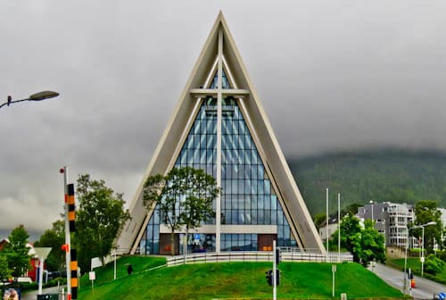 Things to do in Tromso - Arctic Cathedral
