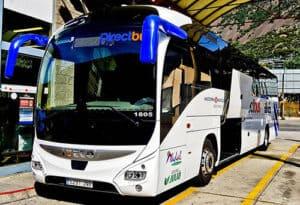 Andorra la Vella to Barcelona direct bus service - €33Andorra la Vella to Barcelona direct bus service - €33