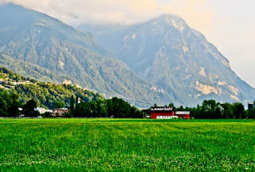 Things to do in Liechtenstein - Drei Schwestern Mountain