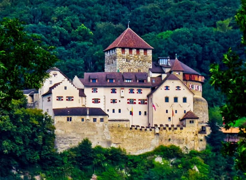 Things to do in Liechtenstein - Vaduz Castle
