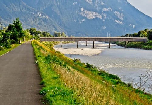 Things to do in Liechtenstein - Walkways