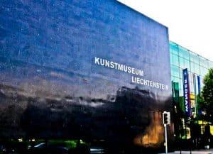 Things to do in Liechtenstein - Kunstmuseum