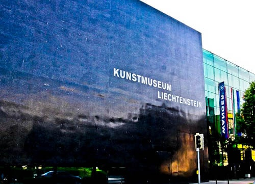 Things to do in Liechtenstein - Kunstmuseum
