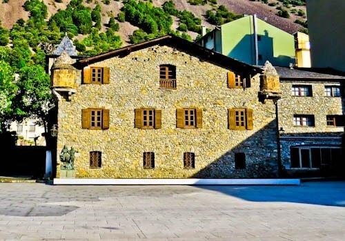 Things to do in Andorra - Casa de la Vall