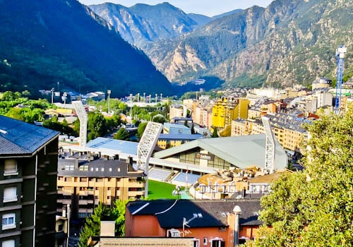 Things to do in Andorra - National Stadium