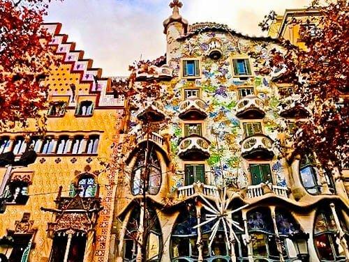Barcelona Landmarks - Casa Batllo