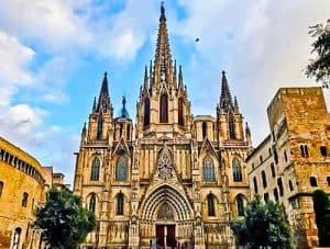 Barcelona Landmarks - Cathedral