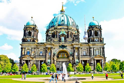 Berlin Landmarks - Berlin Cathedral