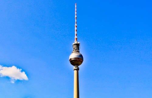 Berlin Landmarks - Fernsehturm