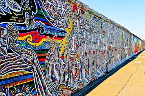 Berlin Landmarks - East Side Gallery