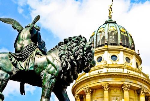 Berlin Landmarks - Gendarmenmarkt