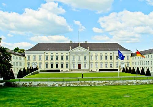 Berlin Landmarks - Bellevue Palace