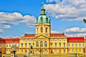 Berlin Landmarks - Charlottenburg Palace