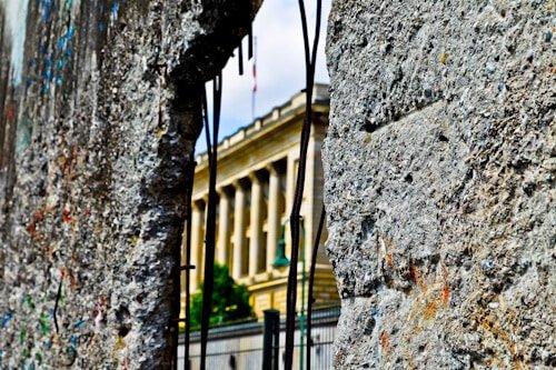 Berlin Landmarks - Berlin Wall