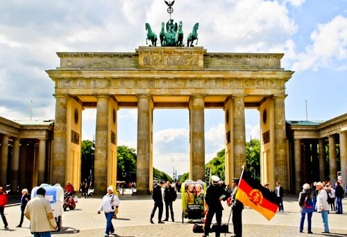 Berlin Landmarks - Brandenburg Gate