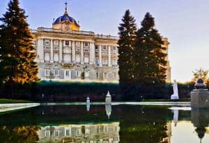 Madrid Landmarks - Royal Palace of Madrid