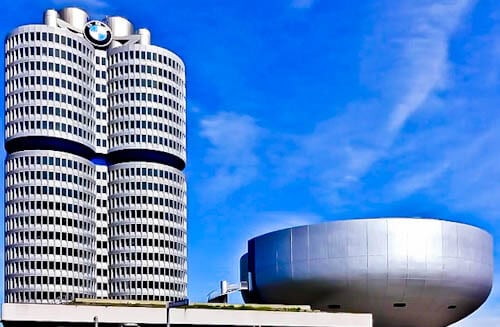 Things to do in Munich - BMW Headquarters
