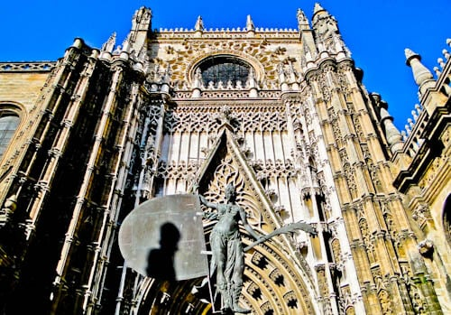 Things to do in Seville - Gothic Cathedral