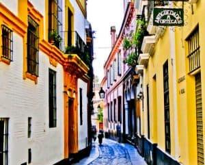 Things to do in Seville - Santa Cruz