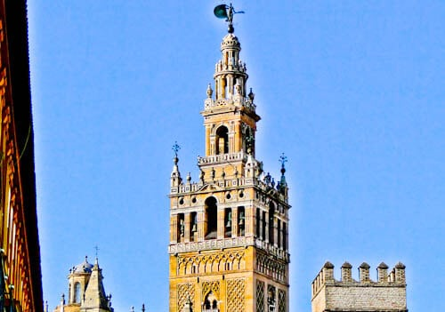 Things to do in Seville - Giralda