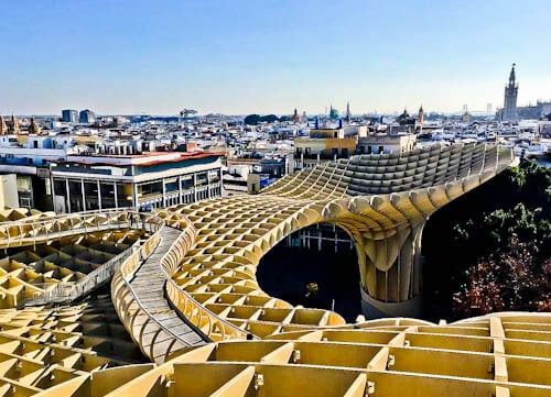 Things to do in Seville - Metropol Parasol