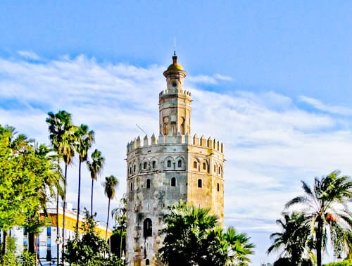 Things to do in Seville - Torre de Oro
