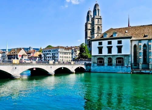 Things to do in Zurich - Grossmunster Cathedral