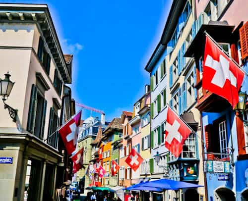 Things to do in Zurich - Bahnhofstrasse