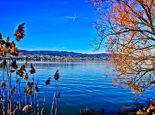 Things to do in Zurich - Lake Zurich