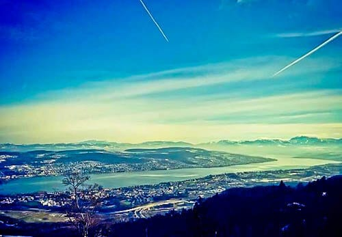 Things to do in Zurich - Uetliberg Mountain