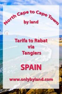 Tarifa to Rabat via Tangiers