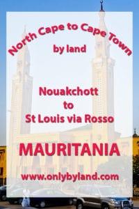 Nouakchott to St Louis via Rosso