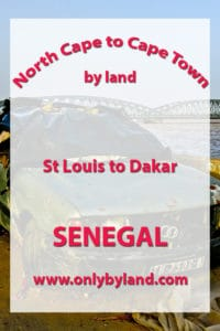 St Louis to Dakar